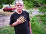 bamboo fingers